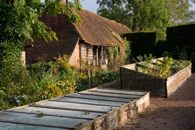 The nursery at Great Dixter by Carol Casselden